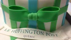 Le Huffington Post Québec: ici pour