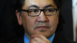 Le député fédéral du NPD Romeo Saganash sera de retour au travail