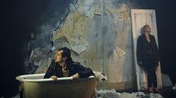 «Ventre», au Théâtre La Licorne: être deux pour affronter le chaos