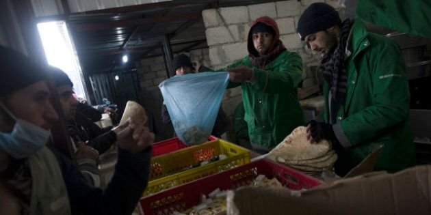 Un million de Syriens vont manquer de