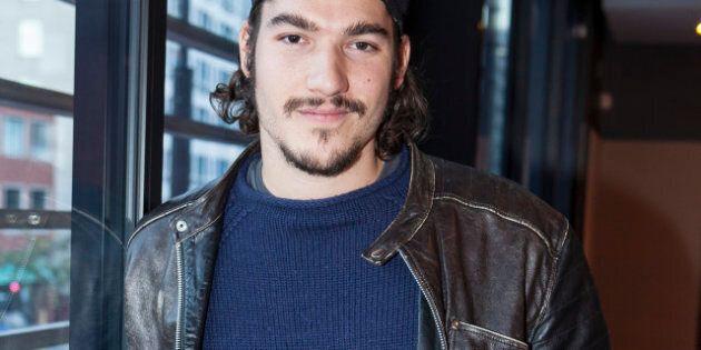 Jason Roy-Léveillée s'est blessé durant le tournage de l'émission Le Grand Saut