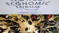 Pauline Marois au Forum économique mondial de