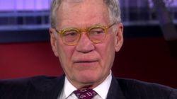 Oprah Winfrey interroge David Letterman sur son infidélité