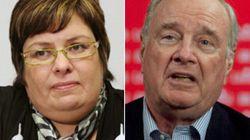 Grève de la faim: la chef Theresa Spence obtient l'appui de Paul