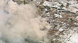 Explosion dans un motel de