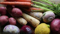 Des légumes pour déglacer nos