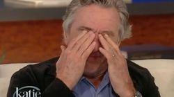 Robert De Niro craque en