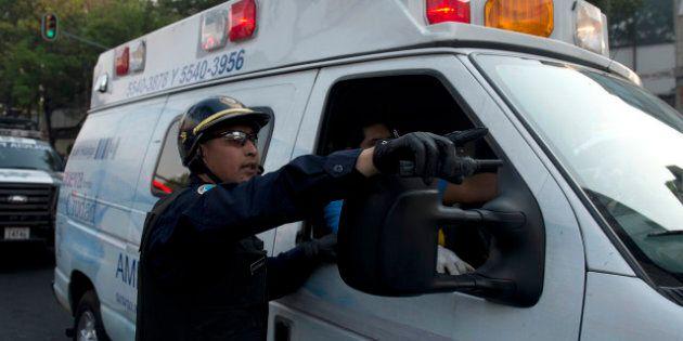 Une explosion près du siège de Pemex à Mexico fait plusieurs