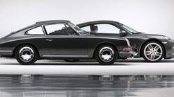 L'évolution de la Porsche 911 en