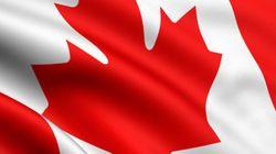 Drapeau canadien: être ou ne pas être au salon