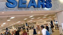Sears Canada licencie 700