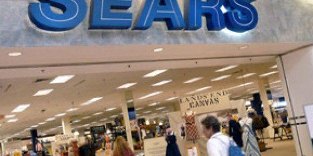 Sears Canada licencie 700 travailleurs, dont la majorité dans ses