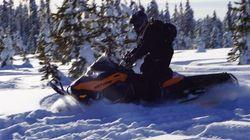 C'est la Semaine de la sécurité en motoneige: sept décès cette saison au