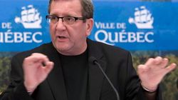 Régis Labeaume élu 4e meilleur maire au