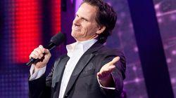 Morency et Paquin animeront le Gala des 25 ans de l'École de l'humour