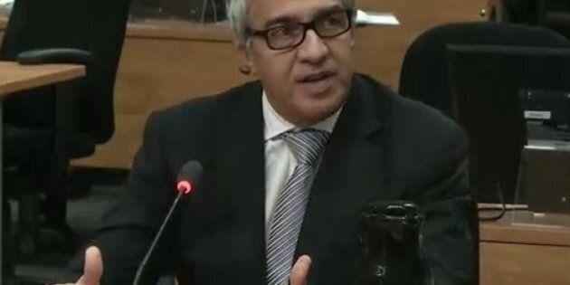 Joe Borsellino, un témoin récalcitrant devant la commission
