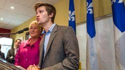 Sommet sur l'enseignement: Léo Bureau-Blouin dit avoir été insulté et