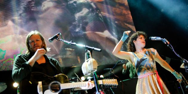 Arcade Fire participera à l'événement bénéfice KANAVAL de KANPE