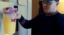 Ici, Chez soi: Robert : la vie avec un frigo