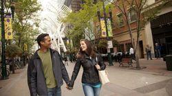 Les villes les plus romantiques du Canada sont...