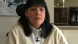 La Trifluvienne Ginette Leblanc est