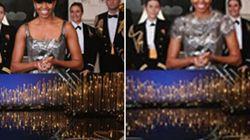 Oscars: l'Iran rhabille Michelle Obama