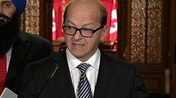 Ottawa demandera l'avis de la Cour suprême sur sa réforme du