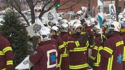 Les ambulanciers paramédicaux de la CSN adoptent leur nouvelle