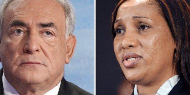 Rencontre entre les avocats de Dominique Strauss-Kahn et Nafissatou