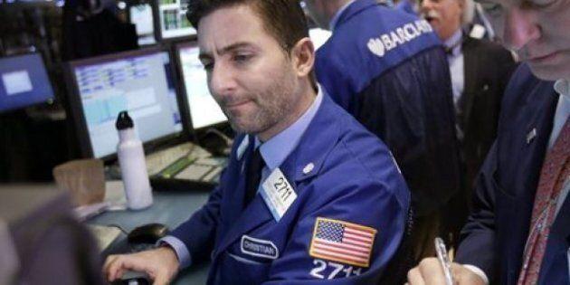 Les bourses à la hausse après l'accord budgétaire aux