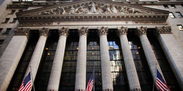 Wall Street célèbre l'adoption d'une loi évitant un