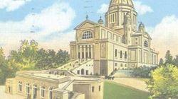 Oratoire Saint-Joseph : le dôme prend du