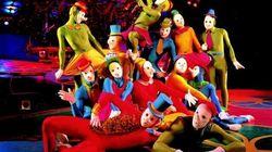Saltimbanco du Cirque du Soleil : la magie opère