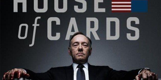 «House of Cards» sur Netflix: une étude sur les pratiques des