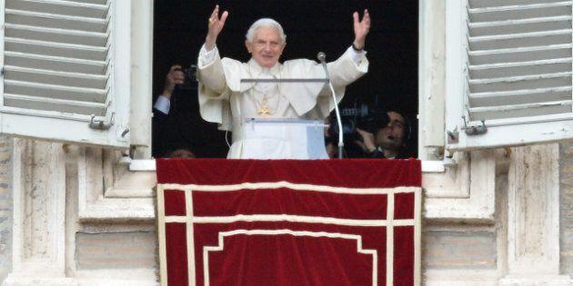 Rome: dernier angélus du pape Benoît XVI avant sa démission jeudi prochain