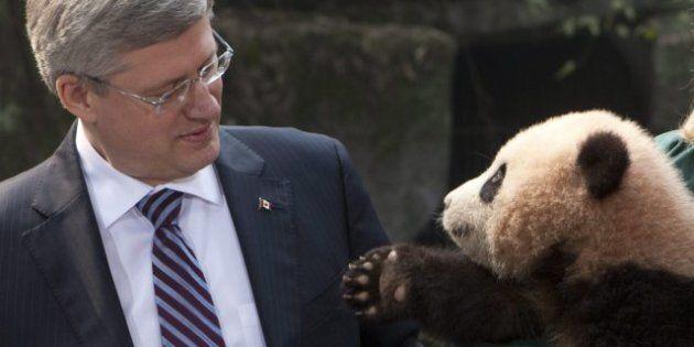 Harper énumère les accomplissements de son gouvernement en