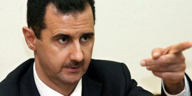 Le discours d'Assad