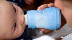Le danger des laits