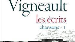 «Les Écrits», de Gilles Vigneault: une édition