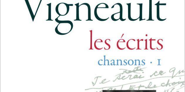 «Les Écrits», de Gilles Vigneault: une édition spéciale sort ce printemps aux Éditions du