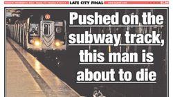 Scandale de la photo du mort du métro à New York: l'auteur se