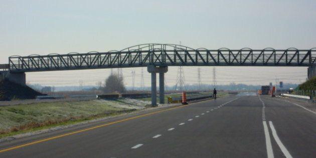 La nouvelle autoroute 30 pour contourner Montréal ouvrira le 15