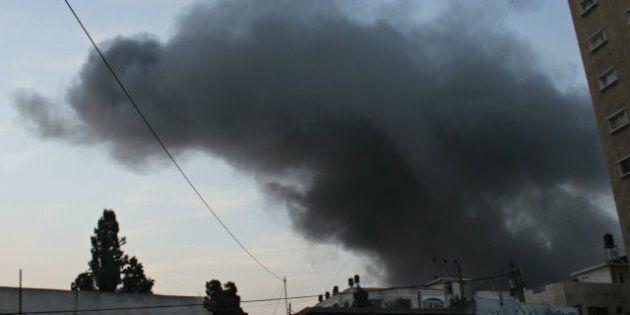 « La grotesque agression » contre Gaza va cesser mardi, dit