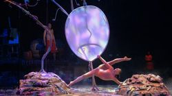 Cirque du Soleil: «One Night for ONE DROP», le spectacle d'un soir