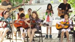 Jeunes musiciens du monde : grandir grâce à la musique