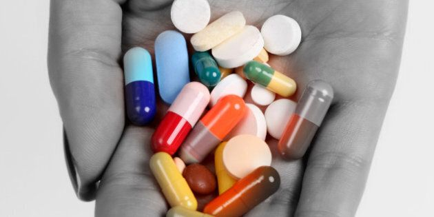pills in