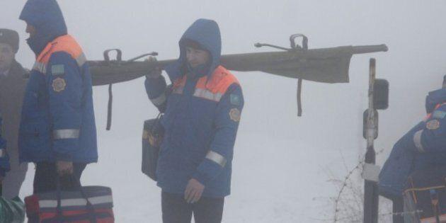 Un CRJ200 de Bombardier s'écrase au Kazakhstan, faisant au moins 20