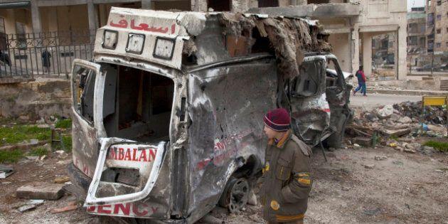 Au moins 65 personnes exécutées d'une balle dans la tête à Alep en