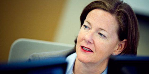 Oléoduc Keystone XL: la première ministre de l'Alberta Alison Redford ira militer à