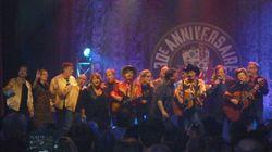 Les humoristes fêtent sur scène les 30 ans du Club
